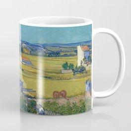 The Harvest by Vincent van Gogh Coffee Mug