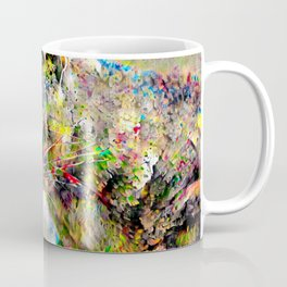 Babou the ocelot Coffee Mug