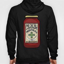Medical Marinara Hoody