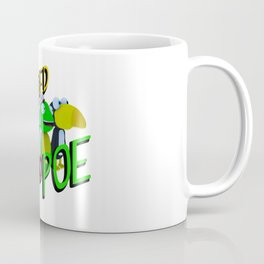 Alfred and Poe! Coffee Mug