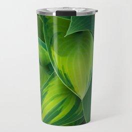 Hosta Camouflage Travel Mug