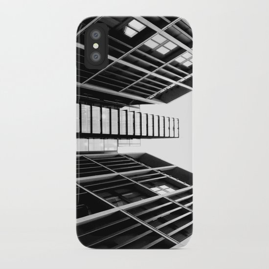 ONE HYDE PARK BLACK & WHITE iPhone Case