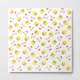 moguchoco pattern Metal Print