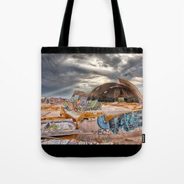 The Domes Tote Bag