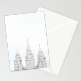 SLC LDS Temple Stationery Cards