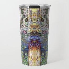 Cross of Time Travel Mug