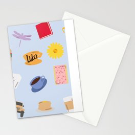 Gilmore Girls World Stationery Cards