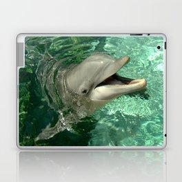 Smiling Dolphin Laptop & iPad Skin