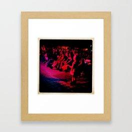 Selda Framed Art Print