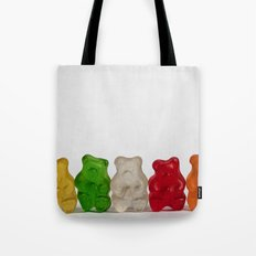 The Lineup Tote Bag