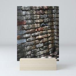 Brick Wall Mini Art Print