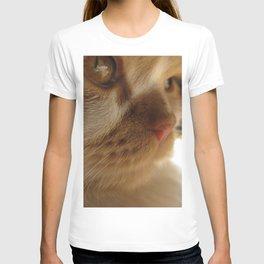 Cute Cat Face T-shirt