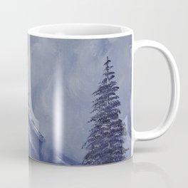 Twin Pines Cabin Coffee Mug