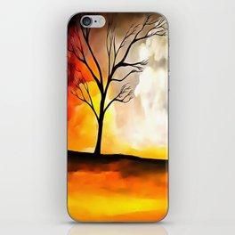 Warm Afternoon iPhone Skin