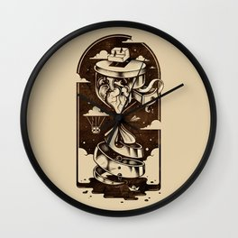 Time Heals Wall Clock
