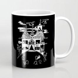 ▴ haunted house ▴ Coffee Mug
