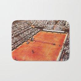 Roland Garros Tennis Bath Mat