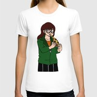 daria T-shirts featuring Daria by Jay Buggy