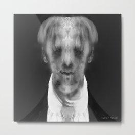 """Study for a Portrait, No. 322"" Metal Print"