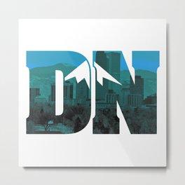 Hometown Pride | Denver Nuggets Metal Print