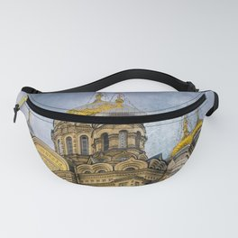 Church of the Assumption of the Blessed Virgin Mary - St. Petersburg Fanny Pack