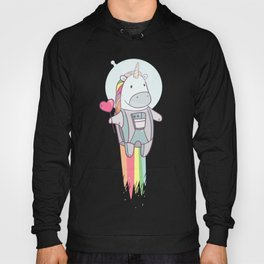 Space Unicorn! Hoody
