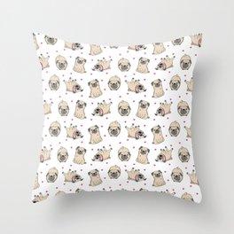 061 Throw Pillow
