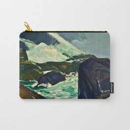 "George Wesley Bellows ""Rock Bound"" Carry-All Pouch"