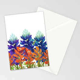 Bluebonnets & Butterflies Stationery Cards