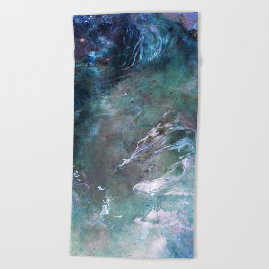 γ Seginus Beach Towel