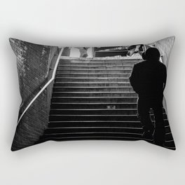 The Wake Up Rectangular Pillow