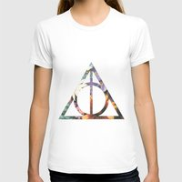 deathly hallows T-shirts featuring Deathly Hallows by Romana Catalini