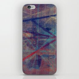 traversal of things left unclear iPhone Skin