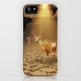 The dramworld iPhone Case