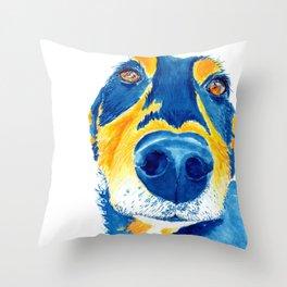 sausage lover Throw Pillow