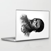 cancer Laptop & iPad Skins featuring Cancer  by BeckiBoos