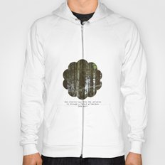 the clearest way into the universe Hoody