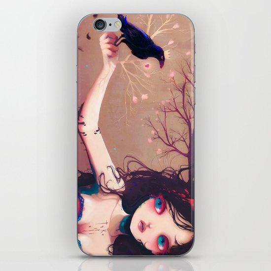 Le protocole amoureux. iPhone & iPod Skin
