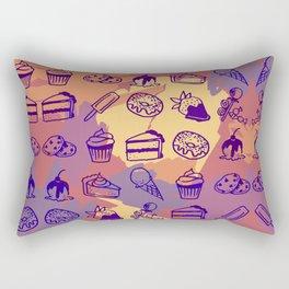 SugarDoodle1 Rectangular Pillow