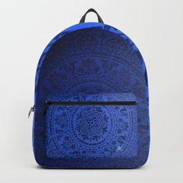 Sapphire Mandala Backpack