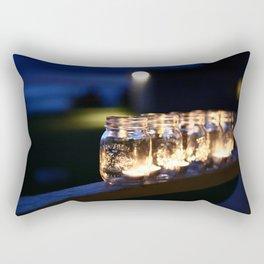 Mason Lights Rectangular Pillow