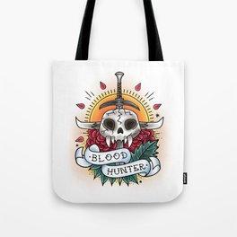 Bloodhunter - Vintage D&D Tattoo Tote Bag
