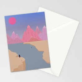 Girls' Oasis 2 Stationery Cards