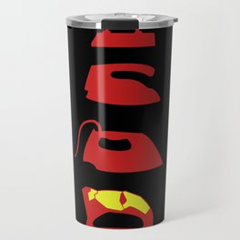 History of the Iron Travel Mug