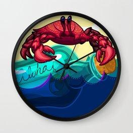 Aloha! Wall Clock