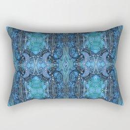 Underwater Gates Rectangular Pillow