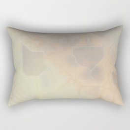 future fantasy dunes Rectangular Pillow