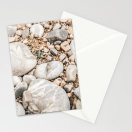 sit down... stones Stationery Cards