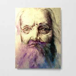 The Giver Metal Print