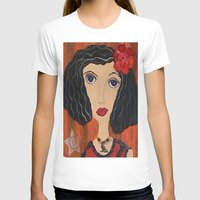 gypsy T-shirts featuring GYPSY by Knittingandthings